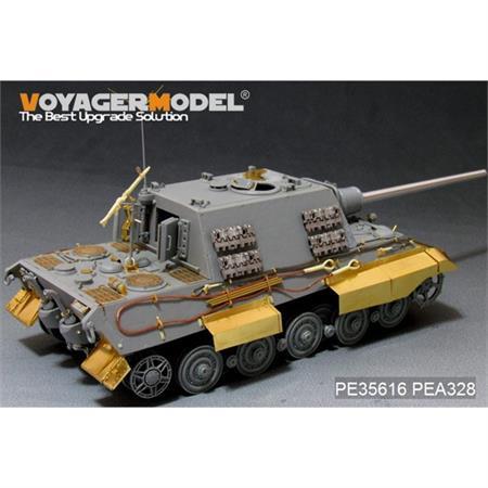 WWII German Jagdtiger Basic 2.0