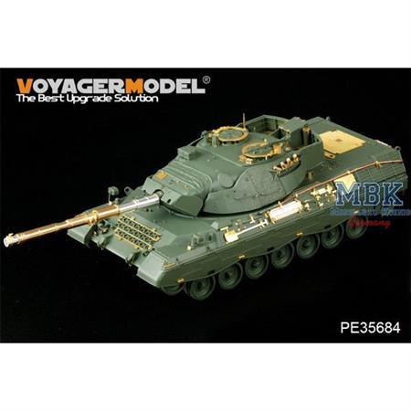 German Leopard1A5 for TAKOM 2004