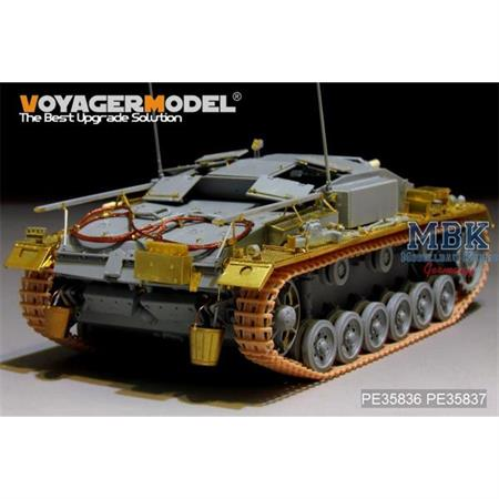 StuG.III Ausf.E Basic (For DRAGON 6688)
