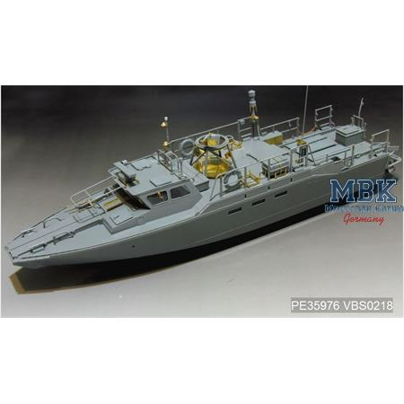 Royal Malaysian Navy Combat Boat 90H Basic