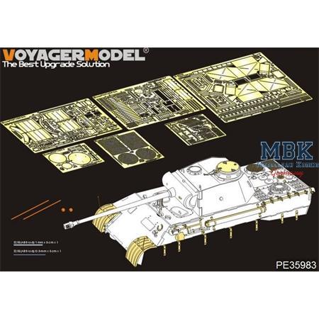 Panther D Tank Late version Basic (TAKOM 2104)