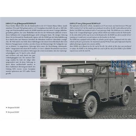 Von Nato Ziege und Co. 1955-1966 (Bundeswehr)