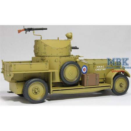 The British Armoured Car