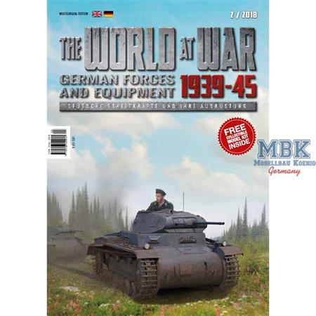 World at War #2 (inkl.Pz.Kpfw.II Ausf.a2)