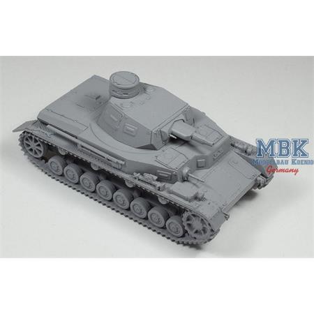 World at War #4 (inkl. Panzer IV Ausf.A)