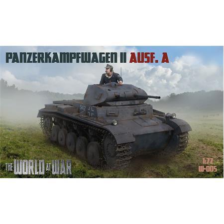 World at War #5 (inkl. Panzer II Ausf.A)