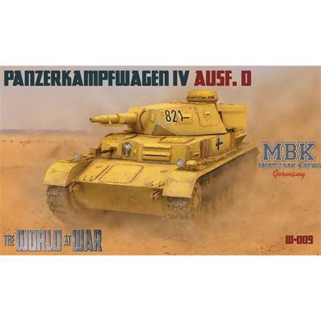 World at War #9 (inkl. Panzer IV Ausf.D)