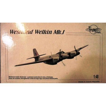 Westland Welkin Mk. I