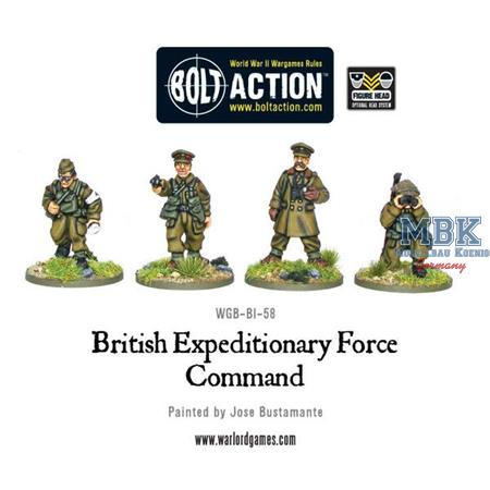 Bolt Action: BEF Command