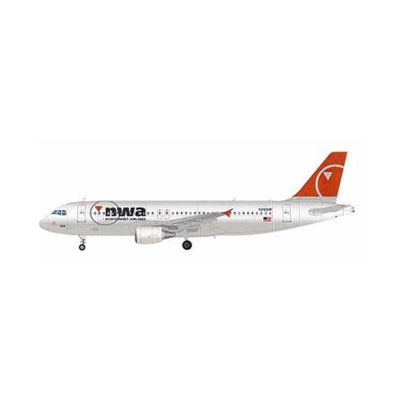 "Airbus A320 ""Northwest"" w/ CFM-56-Engines"
