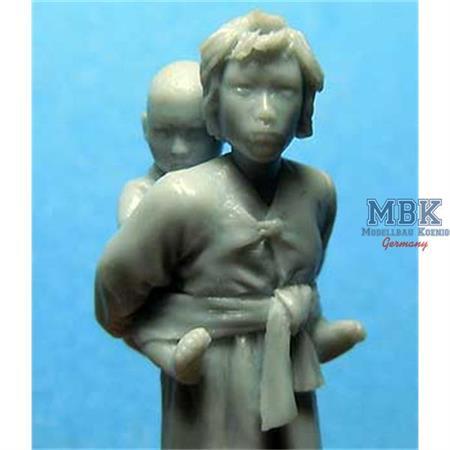 Children Of Korea War