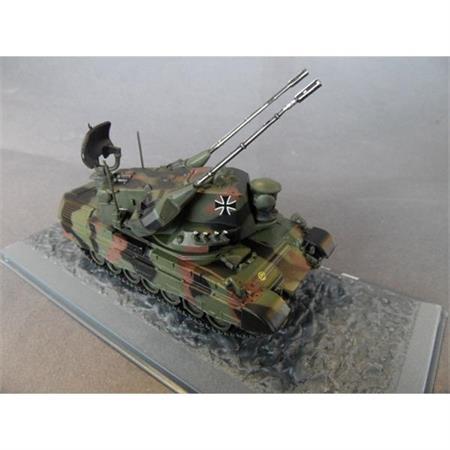 Gepard Flakpanzer der Bundeswehr