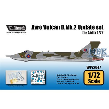 Avro Vulcan B.Mk.2 Update set