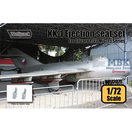 KK-1 Ejection seat set