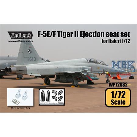 F-5E/F Tiger II Ejection seat set