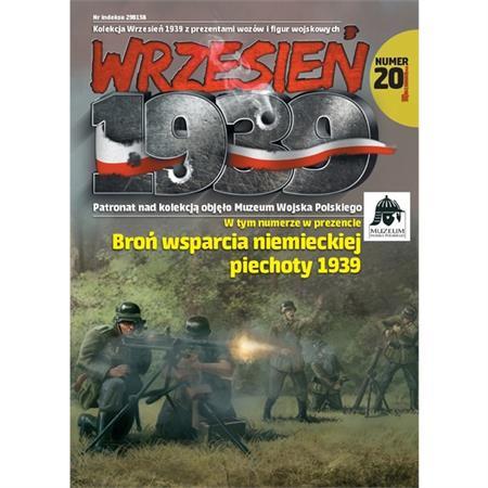 Wrzesien 1939 Ausgabe 20 (inkl. dt.Soldaten)