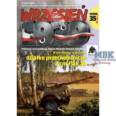 Wrzesien 1939 Ausgabe 35 (inkl. 2cm Flak30)
