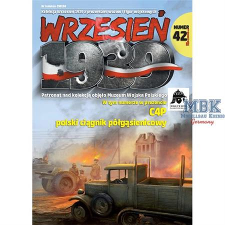 Wrzesien 1939 Ausgabe 42 (inkl. poln.C4P)