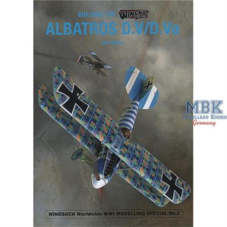Building the Wingnut Wings Albatros D.V/D.Va