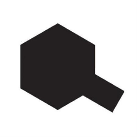 XF1 Flat Black - matt schwarz