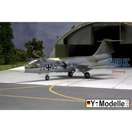 "Lockheed F104 - G ""Starfighter"""