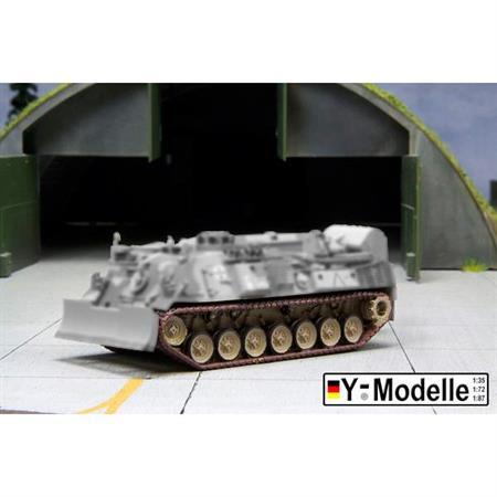 Kettenlaufwerk Leopard 1
