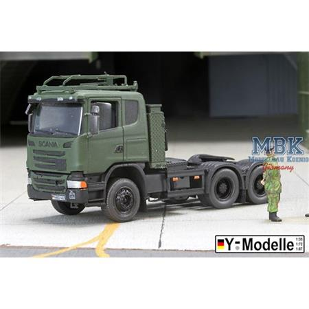 Sattelzugmaschine, Scania R410