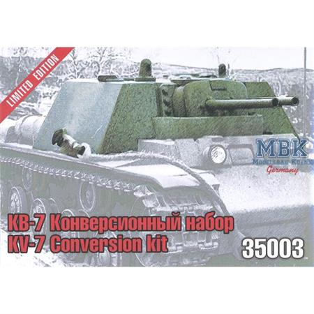 KV-7 SPG coversion kit