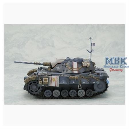 Edelweiss Experimental Tank - Valkyria Chronicles