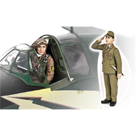 J2M3 Raiden Pilot & Commander