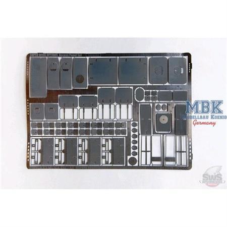 He 219 Uhu PE-Set access panel