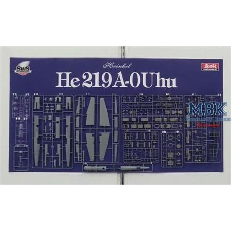 He 219 A-0 Uhu