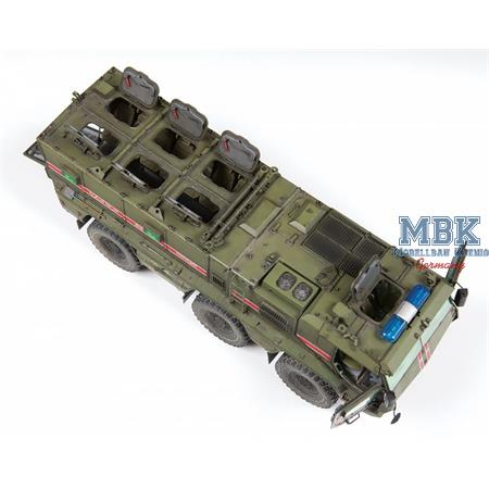 "Russian Armored Vehicle "" Typhoon-K ""   1/35"