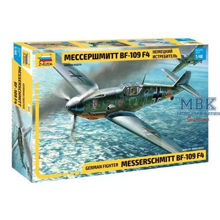 Messerschmitt BF-109F4