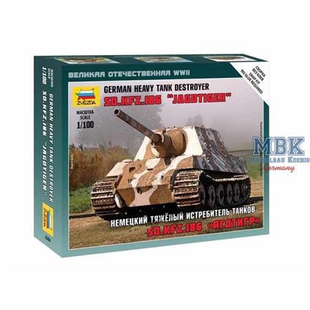 1:100 Sd.Kfz.186 Jagdtiger