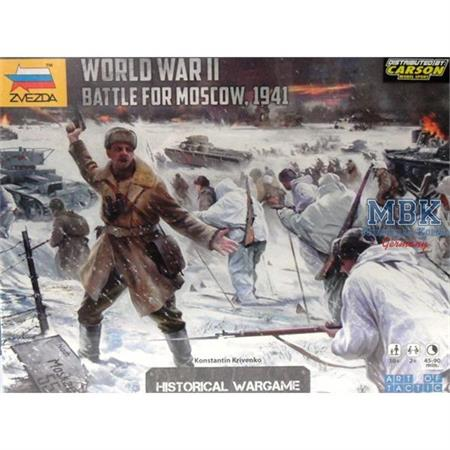 """Battle of Moscow 1941"" - Art of Tactic"