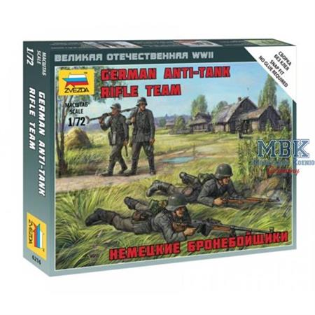 German Anti Tank Rifle Team 1/72
