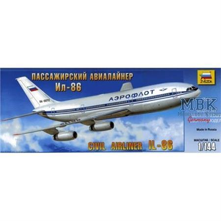 Ilyushin IL-86 (1:144)