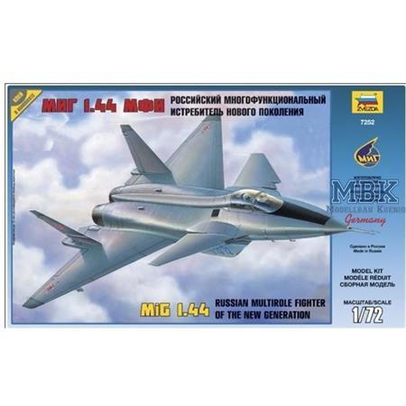 MiG-1.44 Russian Multirole Fighter