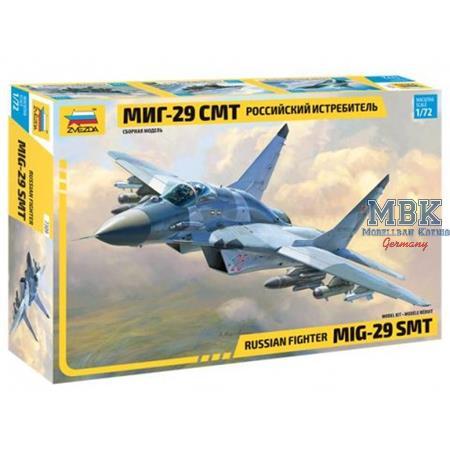Russian Fighter MiG-29SMT
