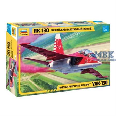 YAK-130 Trainer  Akrobatik  1/72