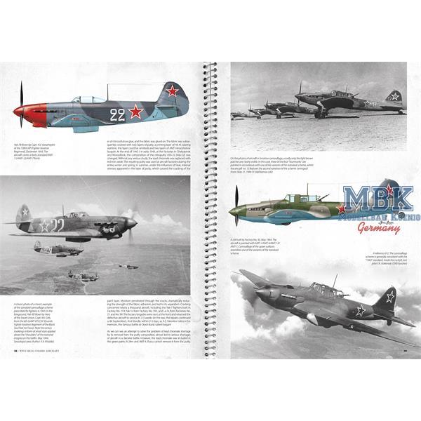 REAL COLORS OF WWII for AIRCRAFT