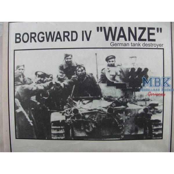 Arminaces Deutsche - Seite 2 Borgwardwanze