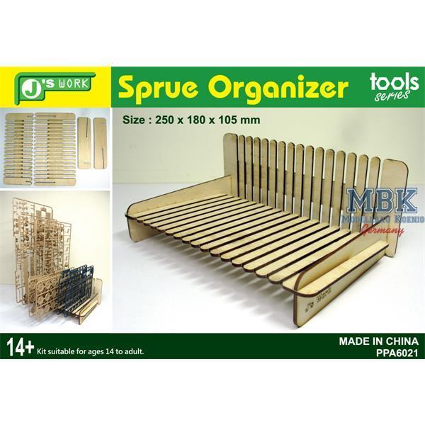 Sprue Organizer / Spritzlinghalterung