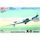 """Douglas X-3 Stiletto """"US Experimental Plane"""""""
