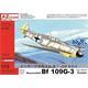 """Messerschmitt Bf-109G-3 """"High-altitude Gustav"""""""