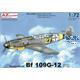 Messerschmitt Bf-109G-12 (G-4 based) 'Two-seater'