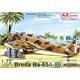 "Breda Ba.65A-80 ""In Italian service"""
