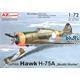 "Curtiss Hawk H-75A ""Nordic Hunter"""