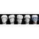 5 Heads Soviet WW2 Ushanka caps